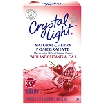 Crystal Light Singles Cherry Pomegranate 10 ct.