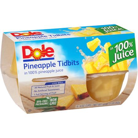 is dole fruit cups healthy define fruit