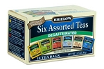 BIGELOW DECAF 6 FLAVOR ASSORTED TEA-18 COUNT 1 oz