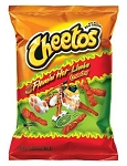 Cheetos Flamin' Hot Lime 3.75 oz. Bag