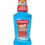 Colgate Total Advanced Pro-Shield Peppermint Blast Mouthwash, 8.4 oz