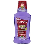 Colgate Total Advanced Pro-Shield Wintermint Rush Mouthwash, 8.4 fl oz