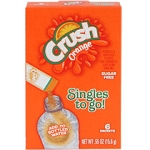 CRUSH! To Go - Orange 6 ct.