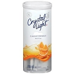 Crystal Light Classic Orange (Makes 10 qts.)