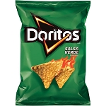 Doritos  Salsa Verde 11 oz. Bag