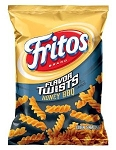 Fritos Honey BBQ Corn Chips 9.75 oz. Bag