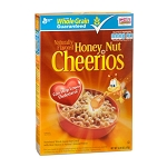 General Mills Honey Nut Cheerios Cereal - 12.25 oz