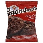 GRANDMAS BROWNIE CHOCOLATE  COOKIES 2.5 OZ