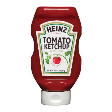 heinz ez squeeze ketchup 20 oz