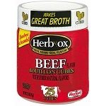 Herb-ox Beef Bouillon Cubes (3.25oz)