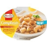 Hormel Compleats Good Mornings Sausage Gravy & Roasted Potatoes, 7.5 oz