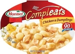 Hormel Compleats Chicken and Dumplings 10 oz.