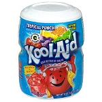 Kool-Aid Tropical Fruit Punch Drink Mix (19 oz)