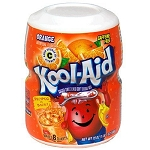 Kool Aid Orange Drink Mix( 19 oz)