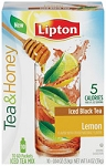 Lipton Stix Iced Black Tea w/ Lemon 10 ct
