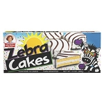 Little Debbie Zebra Cakes 10 ct
