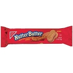 NUTTER BUTTER PEANUT BUTTER  SANDWICH COOKIES 1.9 OZ.