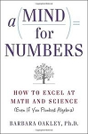 A Mind for Numbers (How to Excel at Math and Science (Even If You Flunked Algebra) - Barbara Oakley, PhD