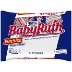 Baby Ruth Fun Size 11.5 oz. Bag