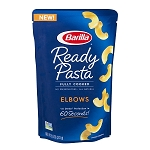 Barilla Ready Pasta Fully Cooked Elbows, 8.5 OZ