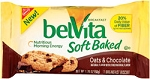 Belvita Snack Bars - Chocolate Oat 1.76 oz.