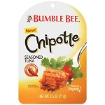 Bumble Bee Chipotle Seasoned Tuna, 2.5 oz