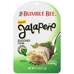 Bumble Bee Jalapeno Seasoned Tuna, 2.5 oz