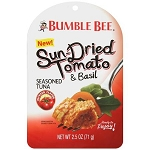Bumble Bee Sun-dried Tomato & Basil Seasoned Tuna 2.5 oz