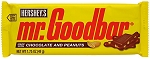 Hershey's Mr. Goodbar Chocolate and Peanuts Candy Bar 1.75 oz