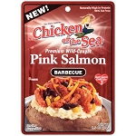 Chicken of the Sea Barbeque Premium Wild-Caught Pink Salmon, 2.5 oz