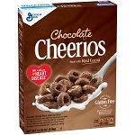 Chocolate Cheerios Cereal 11.25 oz Box