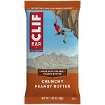 CLIF Bar Crunchy Peanut Butter Energy Bars 2.4 oz