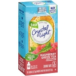 Crystal Light On-the-Go Raspberry Green Tea Drink Mix 10 ct Box