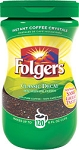 Folgers Instant Decaffeinated Coffee 8 oz