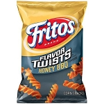 Frito's Flavor Twist Honey BBQ Corn Chips 2 oz
