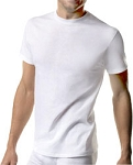 Hanes Men's White Crew Neck T (3-Pack)
