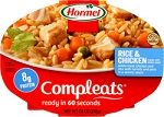 Hormel Compleats Chicken and Rice 7.5 oz.