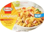 Hormel Compleats Good Mornings - Ham & Eggs 7.5 oz.