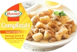 Hormel Compleats Good Mornings - Sausage, Gravy & Potatoes 7.5 oz.
