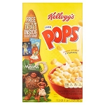 Kellogg's Corn Pops Crunchy Sweet Cereal, 17.2 ounce box