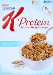 Kellogg's Special K Protein Low Carb Cereal 12.5 oz.