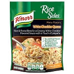 Knorr White Cheddar Queso Rice Side Dish, 5.6 oz