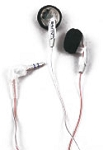 Koss CL-3N  Clear Lightweight Earbuds
