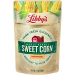 Libby's Whole Kernel Sweet Corn, POUCH 13 oz