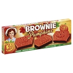 Little Debbie Brownie Pumpkins, 5 ct, 9.32 oz