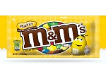 M & M's Milk Chocolate Coated Candy w/Peanut Center 2 oz