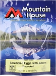 Mountain House Scrambled Eggs with Bacon 3 oz