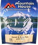 Mountain House Sweet & Sour Pork with Entree 7 oz