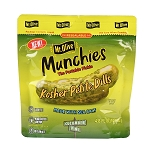 Mt. Olive Munchies, Kosher Petite Dill Pouch 4.8oz