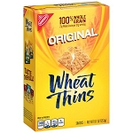 Nabisco Wheat Thins Original, 9.1 OZ